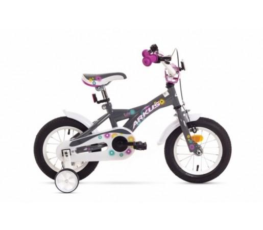 Bicicleta copii Arkus Tola 12 Gri 2016