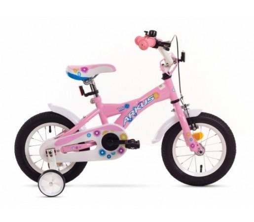 Bicicleta copii Arkus Tola 12 Roz 2016