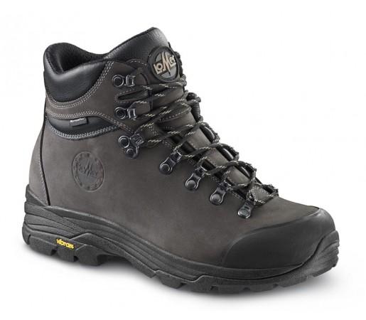 Incaltaminte Hiking Lomer Tonale Pro STX M Gri Inchis / Negru