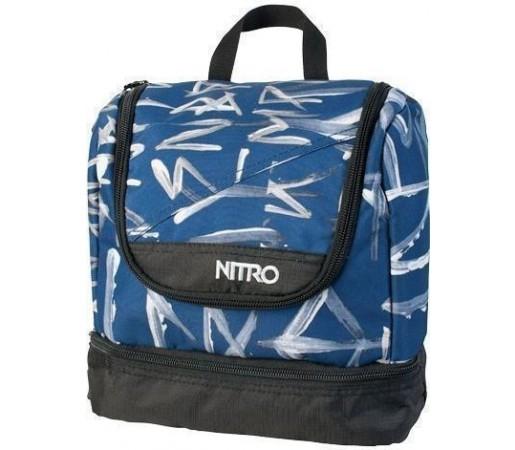 Trusa de calatorie Nitro Albastru
