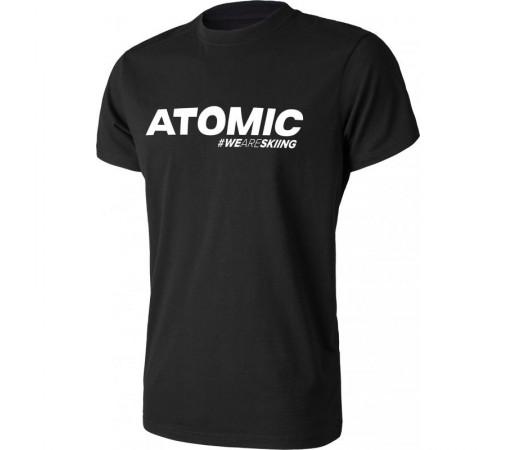Tricou Atomic M Alps Negru