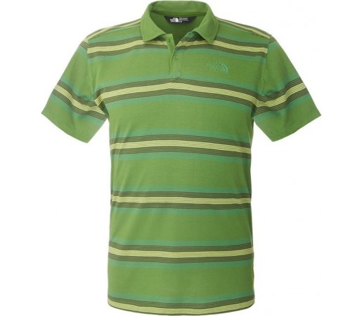 Tricou The North Face M Hike Polo Verde
