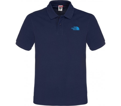 Tricou The North Face M Polo Piquet Albastru