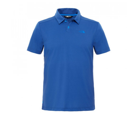 Tricou The North Face M Radial Polo Albastru