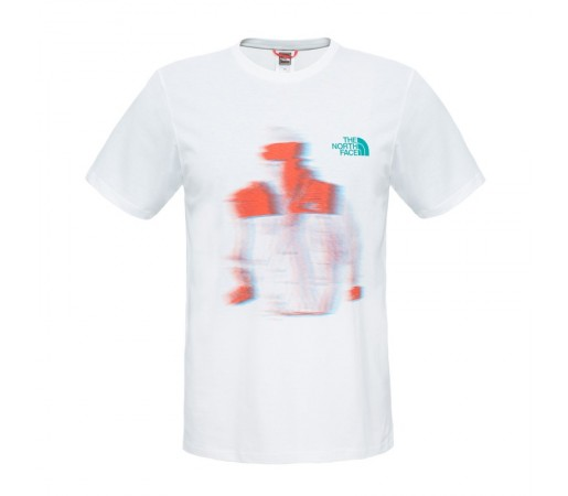 Tricou The North Face M S/S 1990 Alb