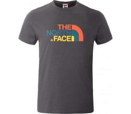 Tricoul The North Face M S/S Easy Gri