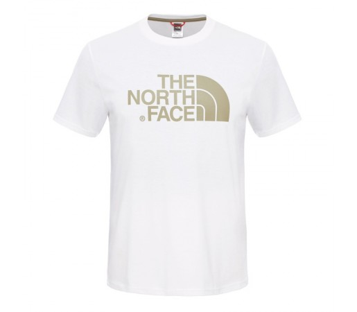 Tricou The North Face M S/S Easy Alb