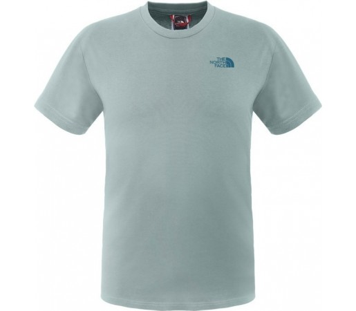 Tricou The North Face M S/S Redbox Tee Verde