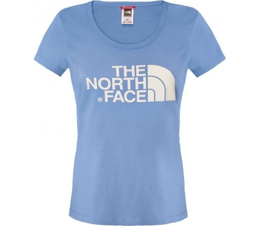 Tricou  The North Face W S/S Easy Albasrru