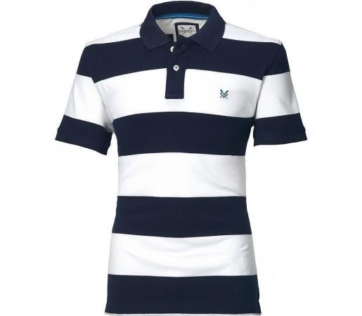 Tricou Crew Clothing Southbourne Polo Navy