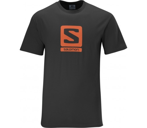 Tricou Salomon COTTON TEE M BLACK