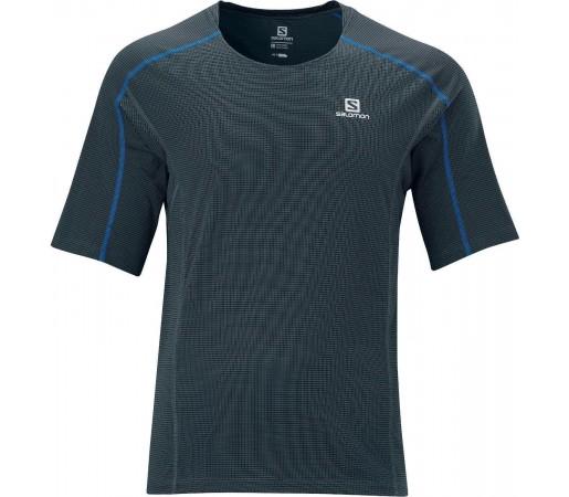 Tricou Salomon Light Tee M Dark Blue 2013