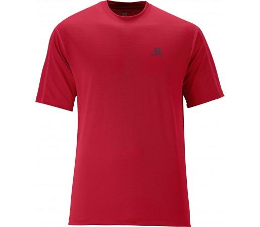 Tricou Salomon Moto Tech Tee M Red