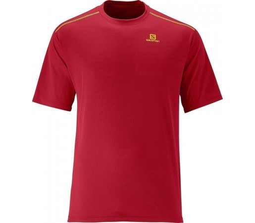 Tricou Salomon Stroll Tee M Red