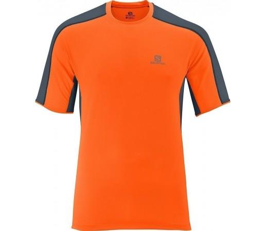 Tricou Salomon Trail Runner Tee M Orange