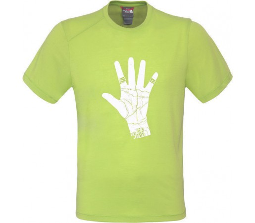 Tricou The North Face M Crimp Frog Green