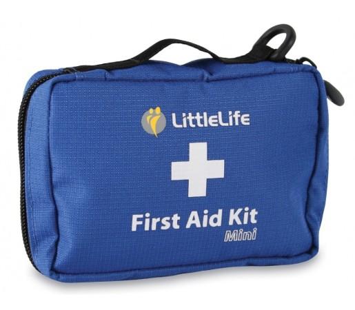 Trusa de prim ajutor mini Little Life Albastra
