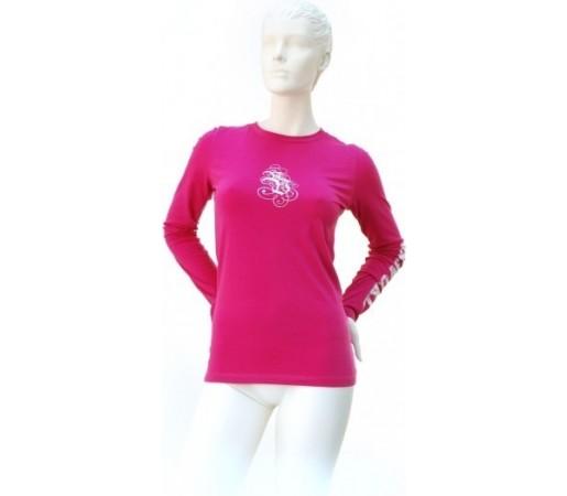 Bluza Volkl Silver Double V-Long Pink