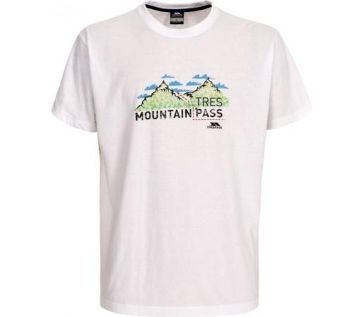 Tricou Trespass Vinson White