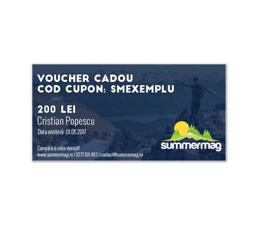 Voucher cadou Summermag 200 lei