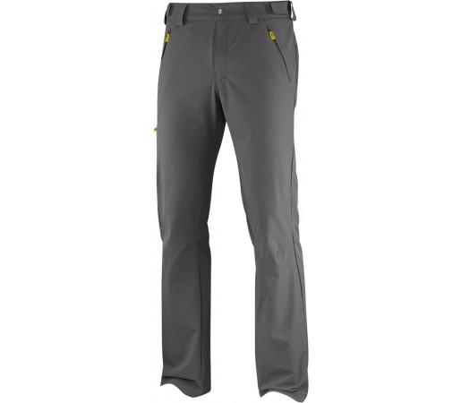Pantaloni Salomon Wayfarer Pant M Gri