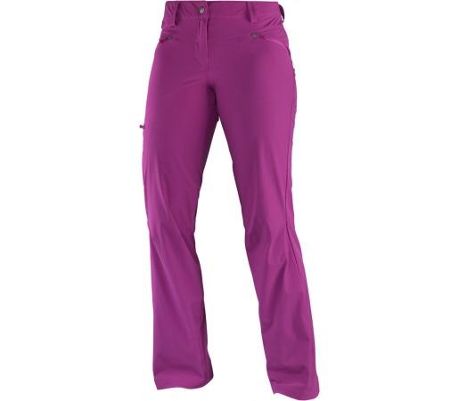 Pantaloni Salomon Wayfarer Pant W Violet