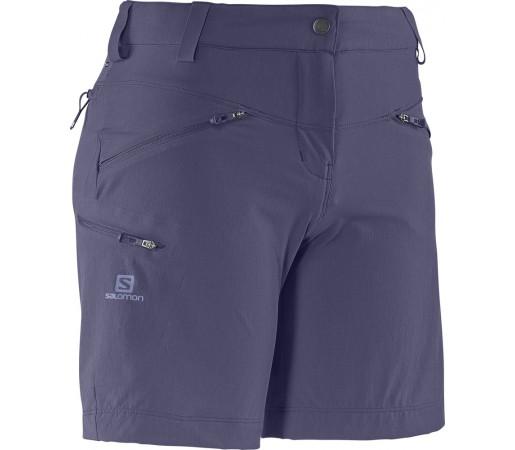 Pantaloni scurti Salomon Wayfarer Short W Violet