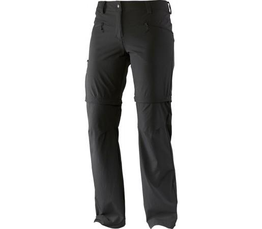 Pantaloni Salomon Wayfarer Zip Pant W Negri