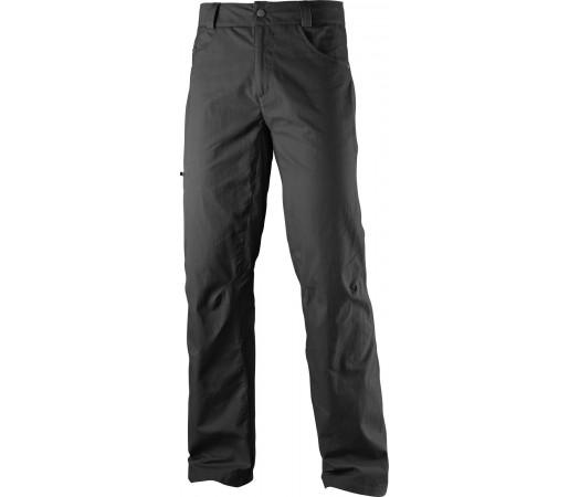 Pantaloni Salomon Wayfarer Canvas M Negru