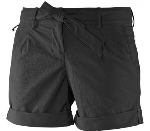 Pantaloni Salomon The Way Short W Negru