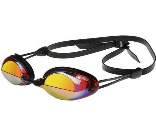 Ochelari inot Arena X- Vision Mirror Negri