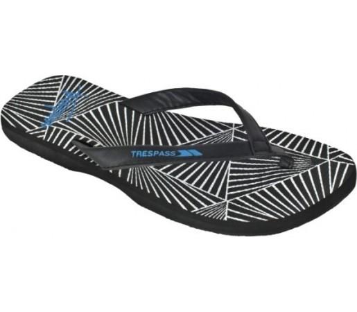 Papuci Trespass Zodiac Black