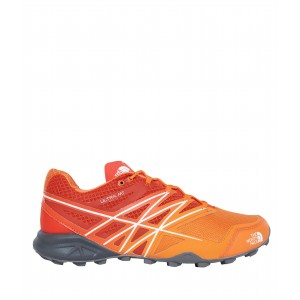 Incaltaminte alergare The North Face Ultra MT M Rosie/Portocalie