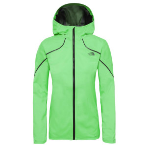 Geaca Alergare Femei The North Face Flight Futurelight Jkt Chlorophyll Green (Verde)
