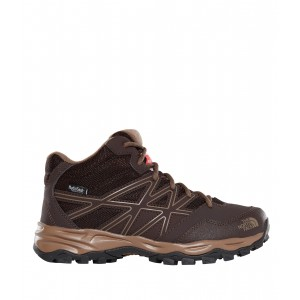 Incaltaminte Hiking The North Face Hedgehog Hiker Mid WP JR Maro