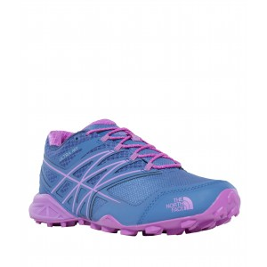 Incaltaminte alergare The North Face Ultra MT GTX W Albastra/Roz