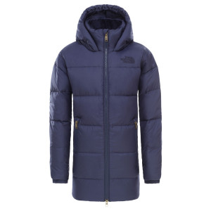 Geaca Puf Copii The North Face Girl'S Gotham Down Parka Montague Blue (Bleumarin)