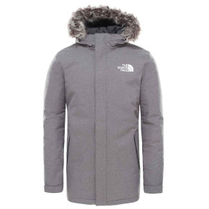 Geaca Barbati The North Face Zaneck Jkt Tnf Medium Grey (Gri)