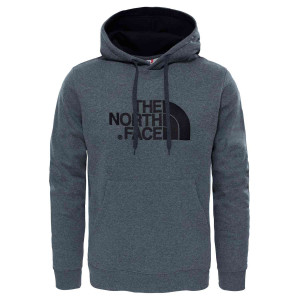 Hanorac Barbati The North Face Drew Peak Pulover Hoodie Tnf Medium Grey Heather/Tnf Black (Antracit)