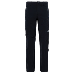 Pantaloni Drumetie Barbati The North Face Exploration Tnf Black Long (Negru)