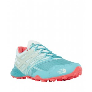 Incaltaminte alergare The North Face Ultra MT W Albastra/Alba