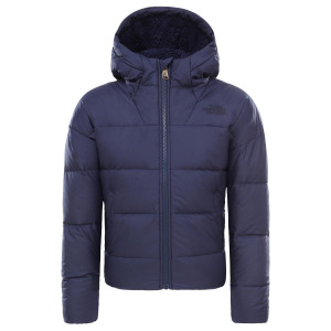 Geaca Puf Drumetie Copii The North Face Girl'S Moondoggy Down Jkt Montague Blue (Bleumarin)