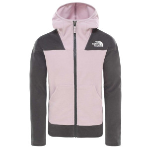 Hanorac Copii The North Face Girl'S Glacier Full Zip Hoodie Ashen Purple (Lila)