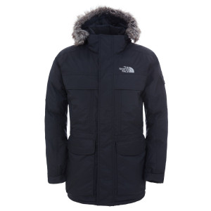 Geaca Barbati The North Face Mcmurdo Parka Tnf Black (Negru)