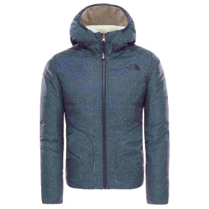 Geaca Drumetie Copii The North Face Girl'S Reversible Perrito Jkt Montag Bludenim (Bleumarin)