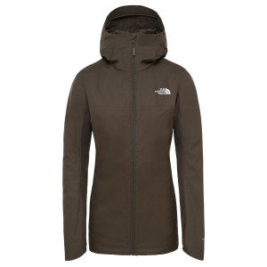 Geaca Drumetie Femei The North Face Quest Insulated Jkt New Taupe Green (Kaki)
