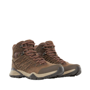 Ghete Drumetie Femei The North Face Hedgehog Hike Ii Mid Gtx Bipartisan Brown/Pamplona Purple (Maro)
