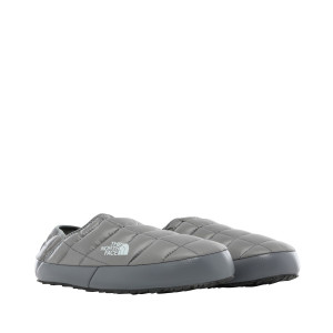 Papuci Barbati The North Face Thermoball Traction Mule V Zinc Grey/Highrise Grey (Gri)
