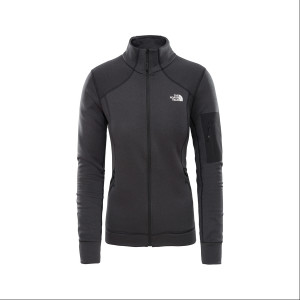 Bluza Mid-Layer Femei Hiking The North Face Impendor Poverdry Negru
