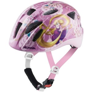 Casca Skating Copii Alpina Ximo Disney Rapunzel Multicolor